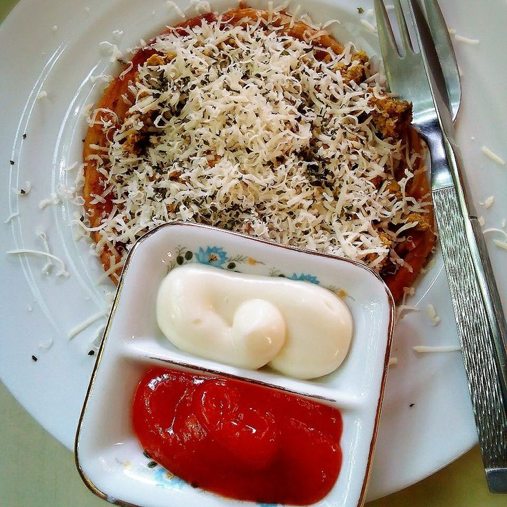 Roti Cane with Chicken Puree | food. Indonesia.