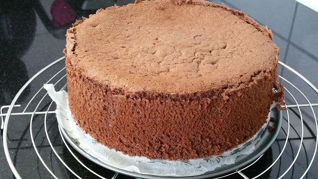 Ellouisa: Basis biscuit voor taart