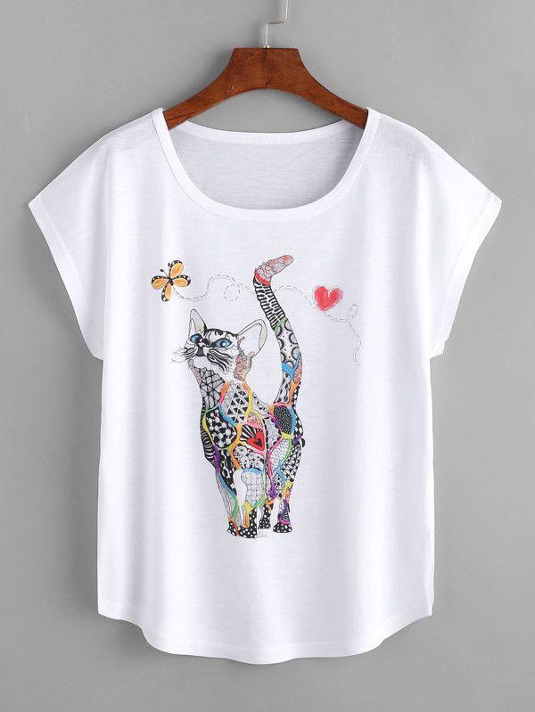 картинки стильных футболок