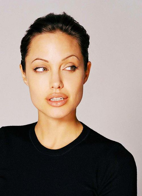 """Basically, every character I've ever played is me. There are, like, 40 people inside me, and I just take away 39 of them for a particular role."" --Angelina Jolie"