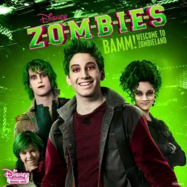 Resultado De Imagen Para Imagenes De Zombies De Disney Channel