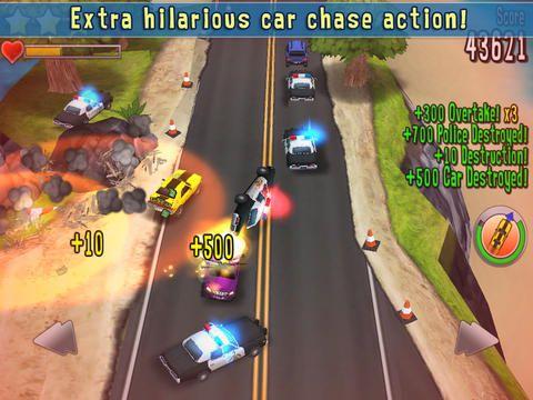 Reckless Getaway pixel bite 제작 잘 만들어진 자동차 게임 smash cop ? 이랑 비슷한 느낌 도둑 자동차