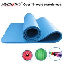 8mm eco natural anti slip rectangular custom exercise mat nbr yoga mat