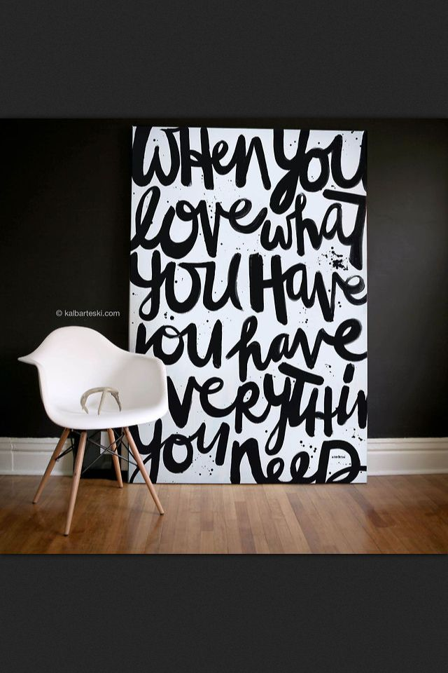 Quote painted canvas! Anyone interested in a painting like this? I would love to make y'all anything :)