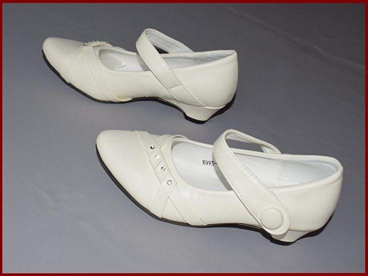 Bruidsmeisjes schoenen Stras. Maat 24 t/m 35 (353)