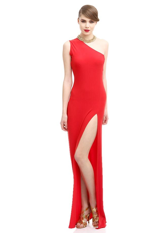 Melih Yazgan Elbise Markafoni'de 650,00 TL yerine 179,99 TL! Satın almak için: http://www.markafoni.com/product/3636871/