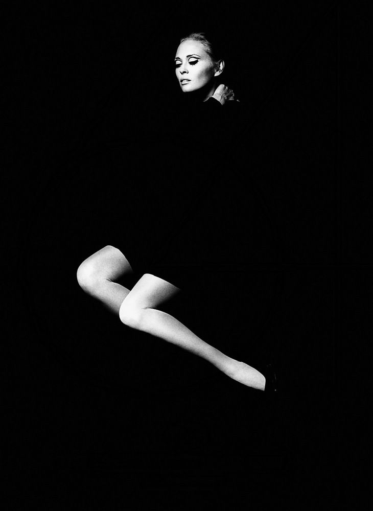 16 Breathtaking Black-and-White Portraits of Celebrities Taken by Jerry Schatzberg from the 1950s and 1960s