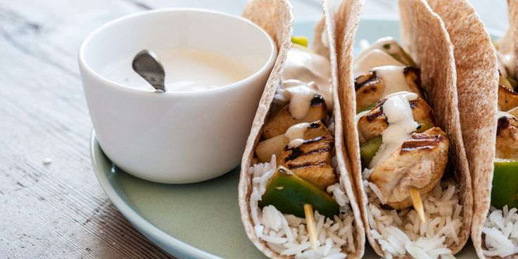 Colin McGurran's chicken fajita kebabs makes a great recipe to be enjoyed by both children and adults