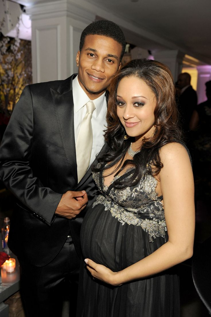 Tia Mowry Talks About Making Cory Hardrict Wait Before Becoming Intimate