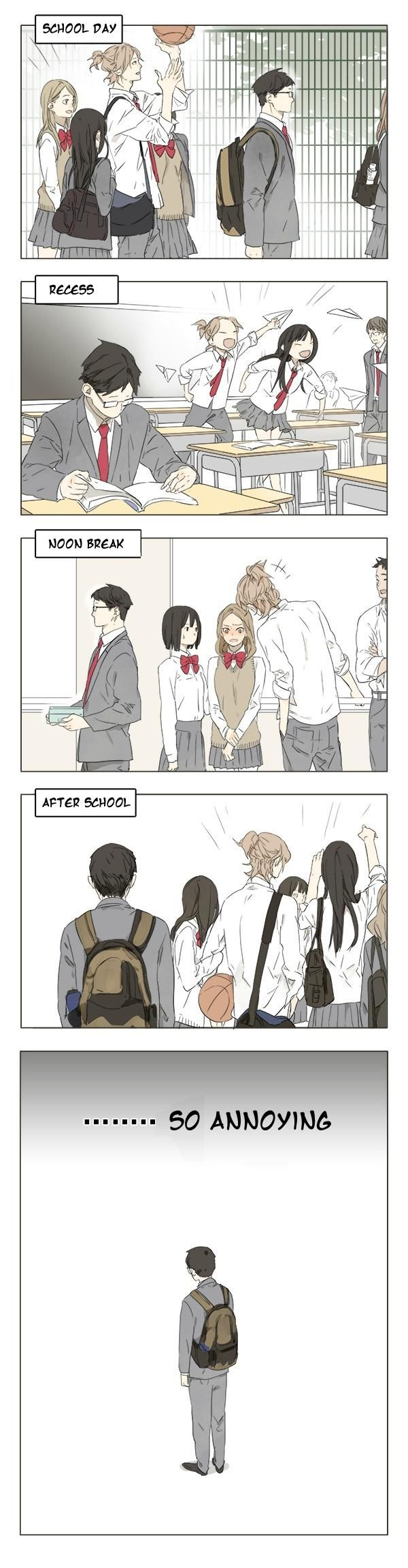Tamen Di Gushi Chapter 1 Page 9