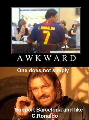 Funny Memes Cristiano Ronaldo .