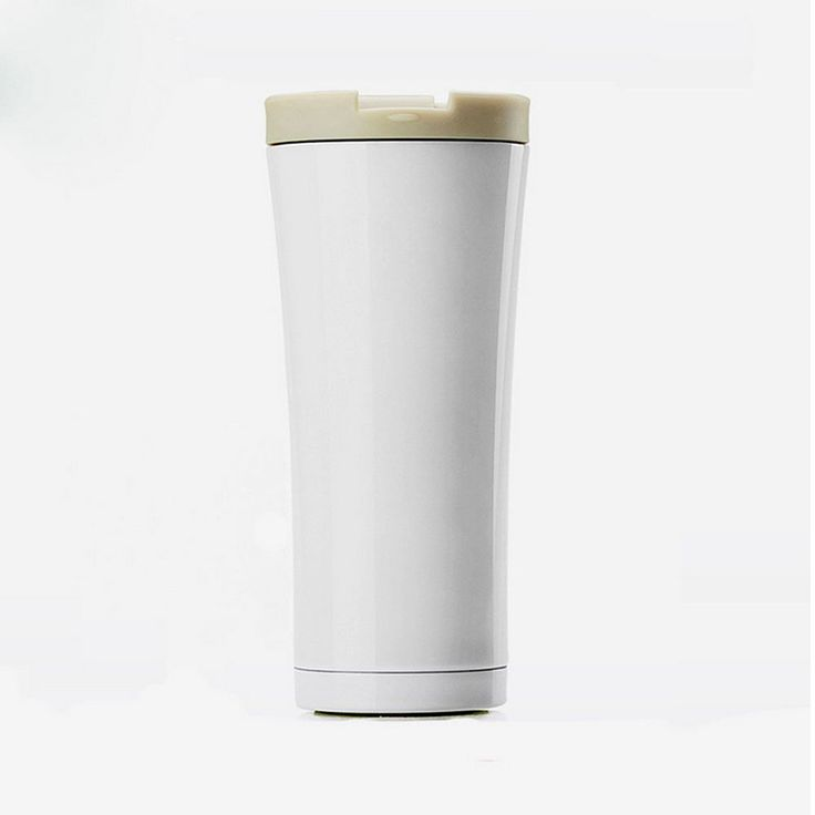 2PCS Starbucks Coffee Cup Luxury-car Stainless Steel Tumblers, Seal and Portable,17 oz,White. 17 ounce travel mug, no leaching, eco-friendly, durable. Double-walled, vacuum insulated - keeps cold drinks COLD and hot drinks like your coffee. Includes a wide mouth for ice cubes and easy filling, doesn't affect or retain taste and is easy to clean. Travel tumbler fits in car cup holders. Made from Stainless Steel,7-20 business days delivery.