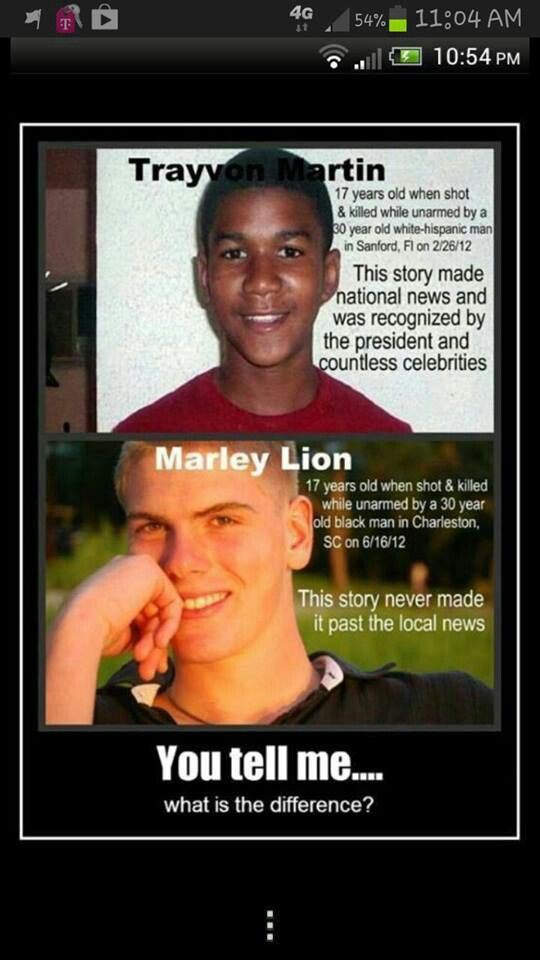 Big media outlets only report what fits the preferred narrative.