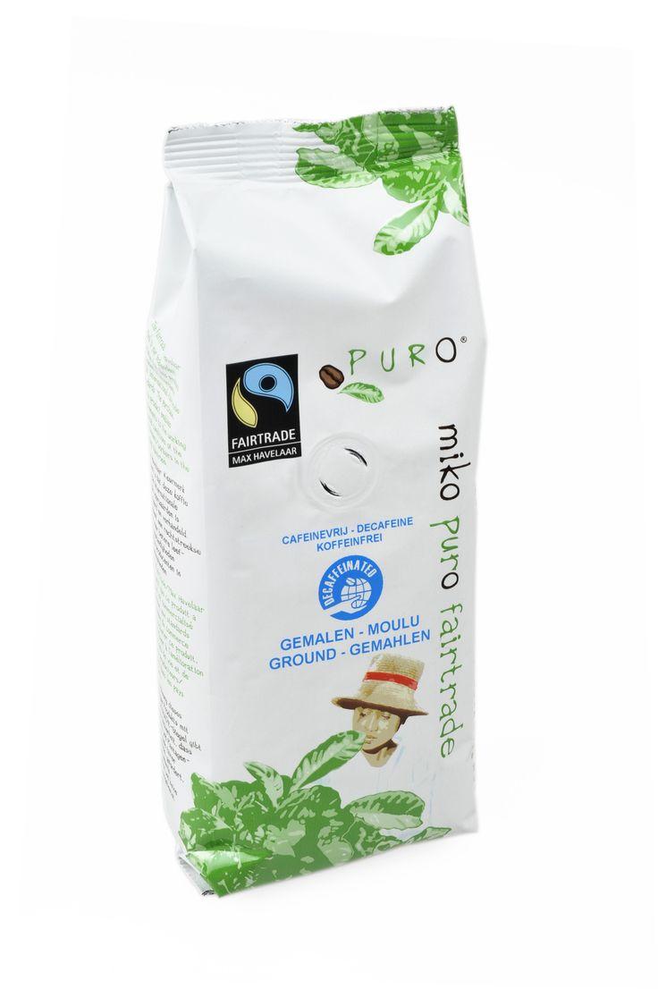 Cafea Puro Fairtrade Decaf