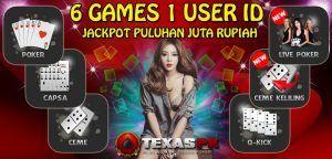 Poker Online Uang Asli Terbaru
