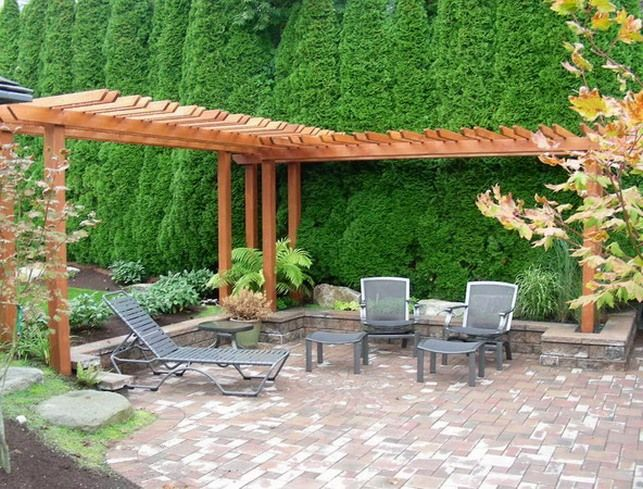 107 best back patio images on pinterest   patio fence, garden ... - Patio Ideas For Small Spaces