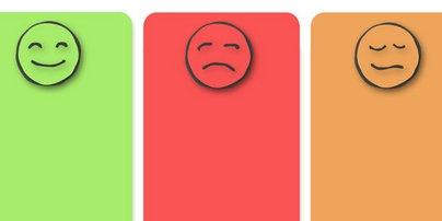 Behaviour Management Cards - Communication cards, traffic lights