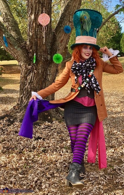 Image result for the mad hatter female costume