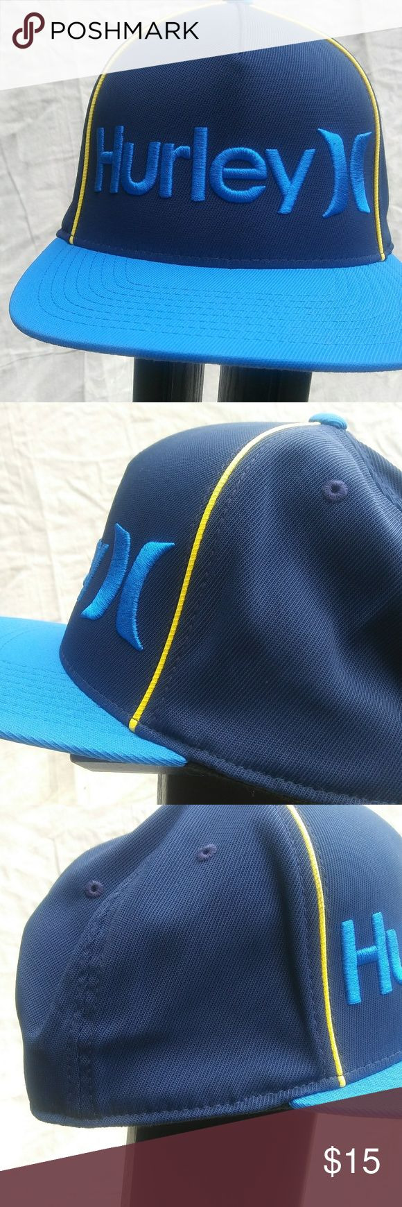 HURLEY FACE CAP HURLEY FACE CAP: Patented flexfit Technology. Unparalleled comfort.One size fits. HURLEY Other