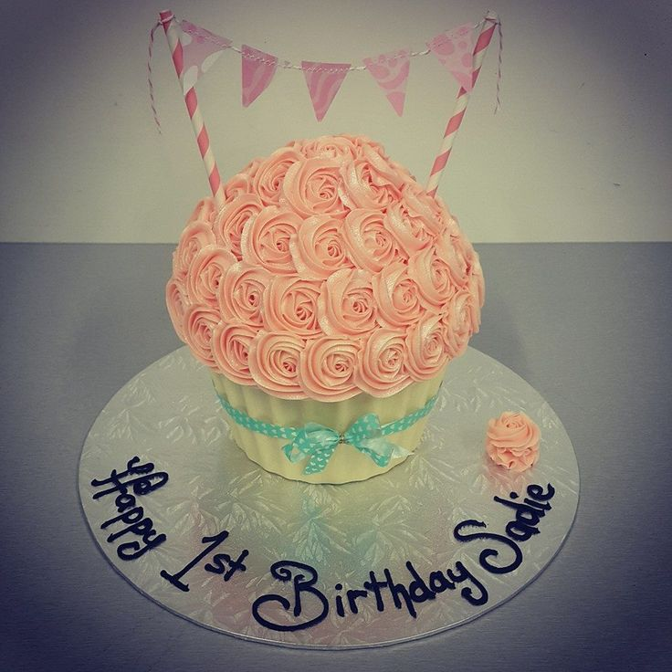 Light Pink Roses with White Chocolate Case with Bunting