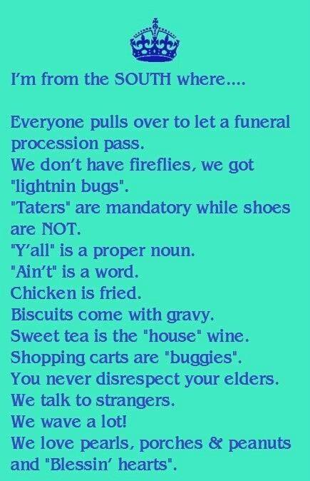 Love it!Sweets Home, Downsouth, Southern Belle, Quotes, Down South, Southern Girls, Sweets Teas, Country, Southern Hospitals