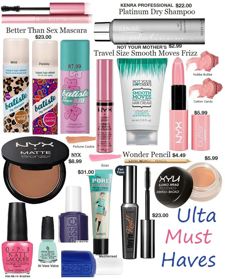 """Karaleena Louise.: Preview """"Must Haves from Ulta"""""""