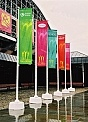 Portable Flags and Flagpoles