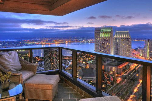 Nice Balcony View Gallery