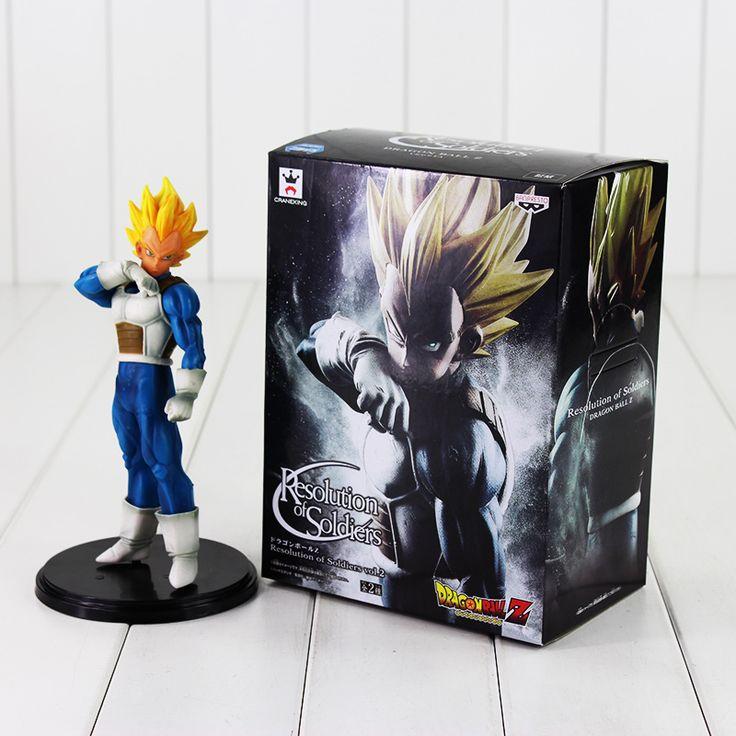 La Coleccion De Figuras De Accion De Dragon Ball Z