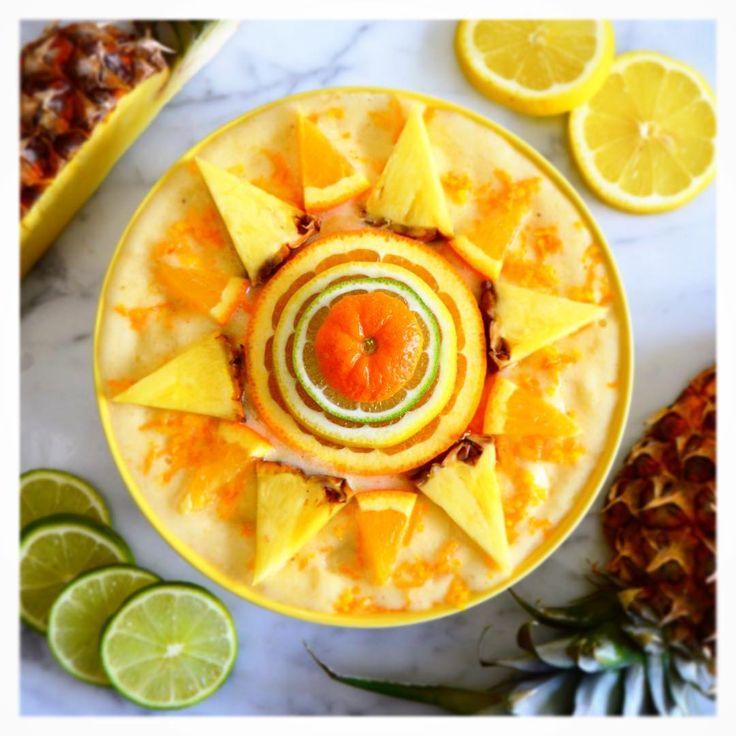 Sunshine Smoothie Bowl