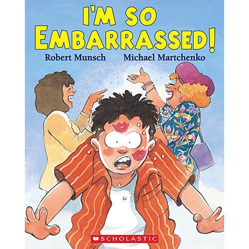 I'm So Embarassed Book