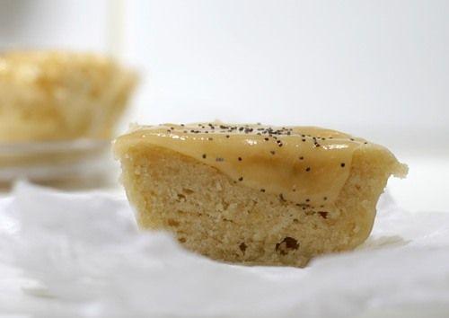 Чадейка - Кокосовые кексы с ирисками в СВЧ