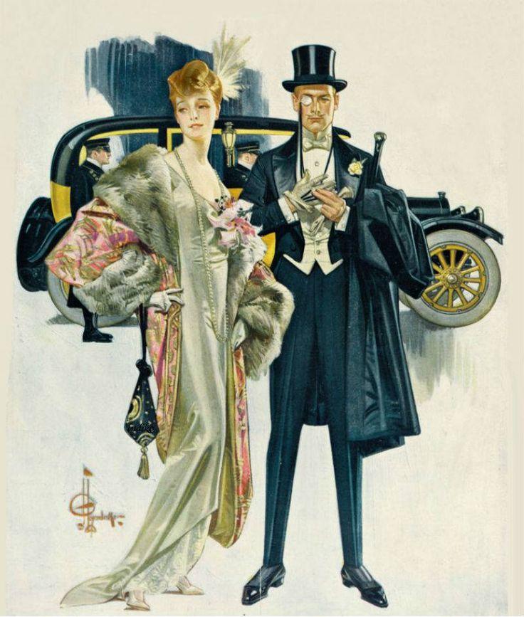 268 best J.C. LEYENDECKER (1874 – 1951) images on Pinterest ...