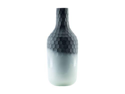 Wazon średni Tela szkło - Naczynia dekoracyjne - Artykuły Dekoracyjne - Meble VOX