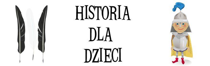 Zestaw bajek, tekstów i grafiki do nauki historii dla najmłodszych...