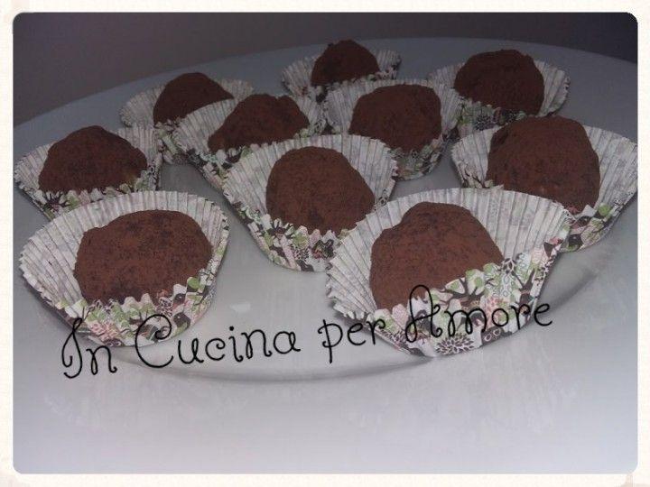#tartufini di #pandoro #dolci #recuperareilpandoro #giallozafferano #gialloblog #foodblogger