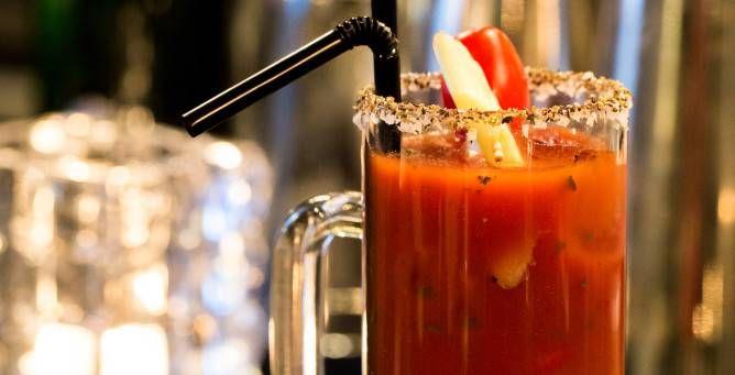 Gaucho Bloody Mary Leeds