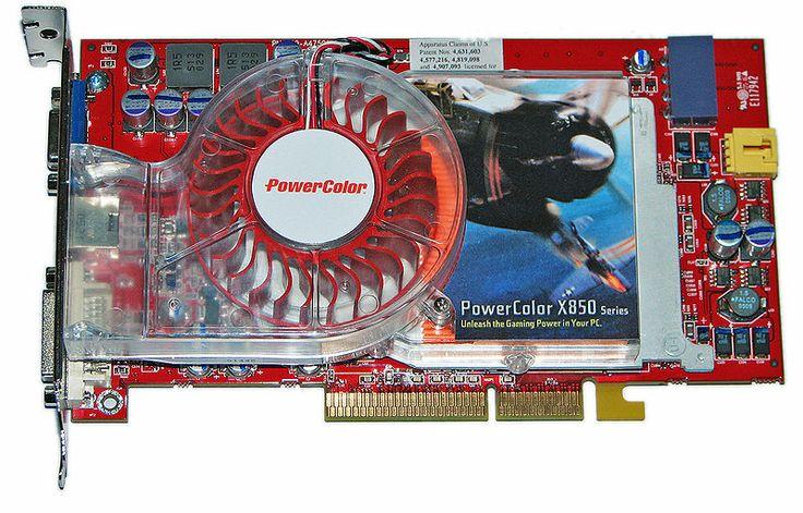 GRAFICKÁ KARTA- nebo také videoadaptér je součástí počítače, jejímž úkolem je vytvářet grafický výstup na monitoru, grafické výpočty atd