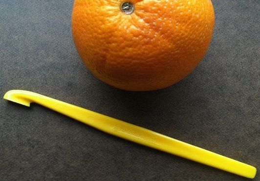 100 uses for the Tupperware Citrus Peeler! (Contact me to get your own today - www.facebook.com/kellyfarrelltw)