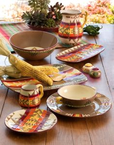 Chief Joseph Dinnerware from Pendleton