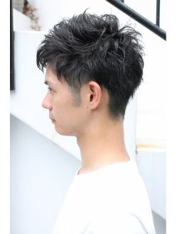 BERONICA ベロニカ【BERONICA】メンズ髪型★スマートショート★