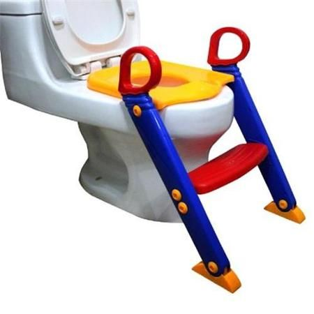 Theos Medical Systems TPTLSS Chummie Potty Training Ladder Step Up Seat