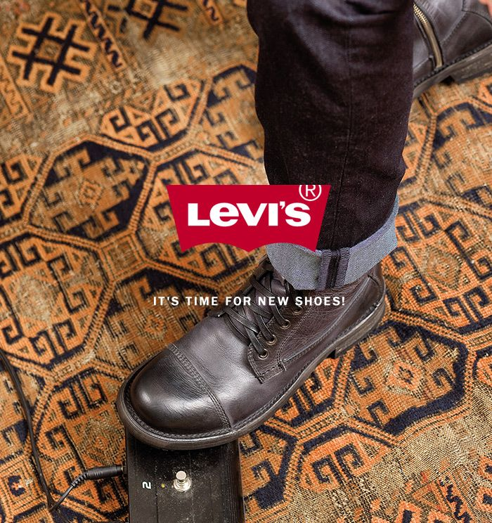 #shoes #levis #liveinlevis