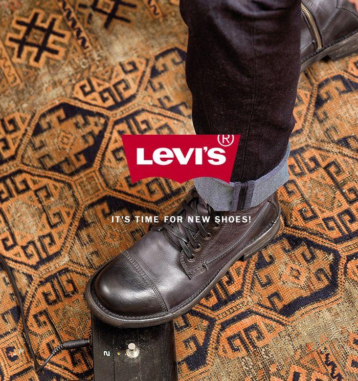 #shoes #levis #liveinlevis