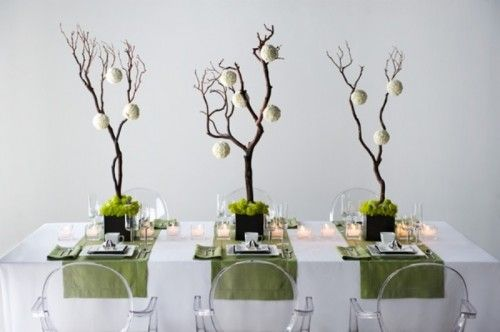 33 Stylish Modern Wedding Centerpieces To Get Inspired