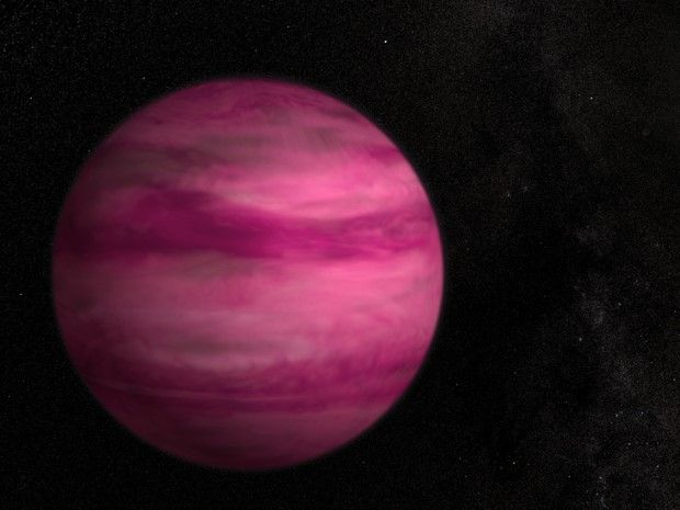 GJ 504b - The Smallest Planet Ever Found In A Solar System Like Ours