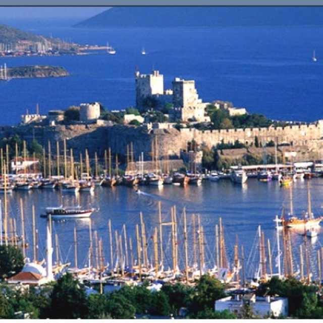 Sailing in Bodrum, Turkey. Brilliant!