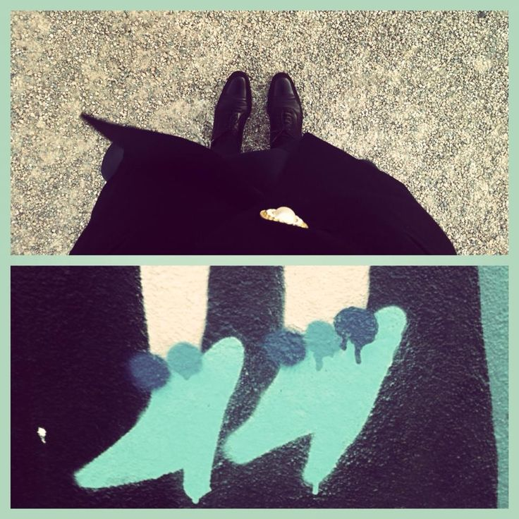 "***  Shoes From ""In a Garden of Freak Creatures"" La Fille Bertha 2013"
