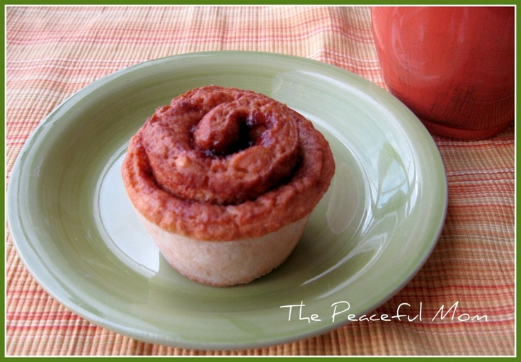 Gluten Free Product Review: Udi's Gluten Free Cinnamon Rolls