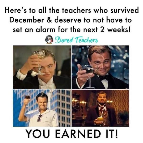 15 Winter Break Teacher Memes That Ll Make You Die Laughing Bored Teachers Mom Humor Happy Birthday Funny Funny Pictures